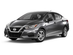 New 2020 Nissan Versa 1.6 S Sedan in Bedford TX