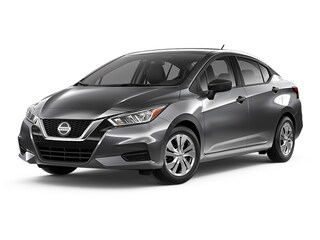 New 2020 Nissan Versa 1.6 S Sedan For Sale Meridian MS