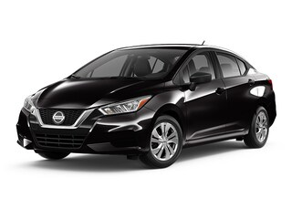 new 2020 Nissan Versa 1.6 S Sedan in Lafayette