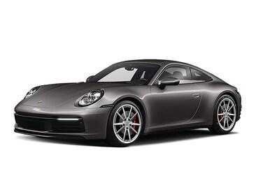 2020 Porsche 911 Carrera S Agate Grey Metallic Coupe
