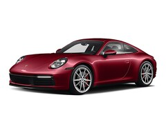 2020 Porsche 911 Carrera Coupe