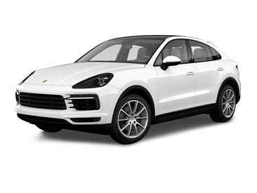 2020 Porsche Cayenne Coupe AWD Sport Utility