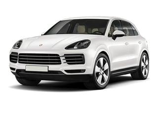 2020 Porsche Cayenne SUV White