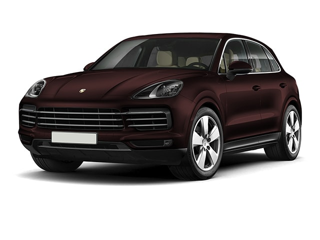 New 2020 Porsche Cayenne For Sale at White Family