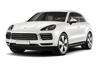 New 2020 Porsche Cayenne SUV for sale in Norwalk, CA at McKenna Porsche