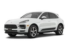 New 2020 Porsche Macan Sport Utility Boston