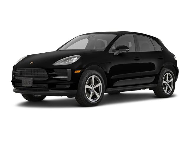 2020 Porsche Macan Sport Utility