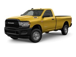 2020 Ram 2500 Truck Yellow