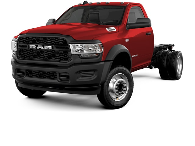 2020 Ram 4500 Chassis Truck