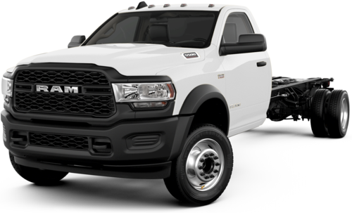 2020 Ram 5500 Chassis Truck