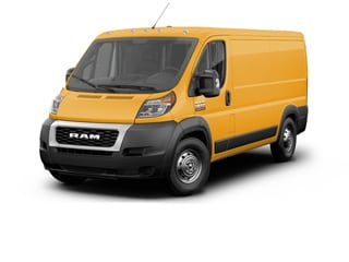 2020 Ram ProMaster 1500 Van School Bus Yellow
