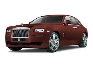 2020 Rolls-Royce Ghost Sedan Wildberry