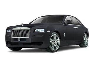 2020 Rolls-Royce Ghost Sedan