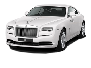 2020 Rolls-Royce Wraith Coupe White Sands