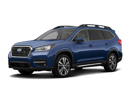 Featured used 2020 Subaru Ascent Limited 7-Passenger SUV for sale in Waco, TX