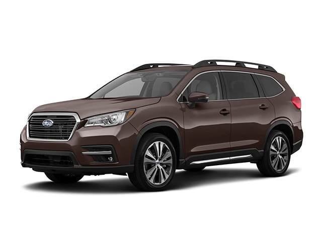 2020 Subaru Ascent 2.4T LTD CVT SUV