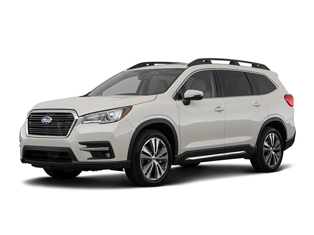 Featured Used 2020 Subaru Ascent Limited 8-Passenger SUV for sale in Huntington Beach CA at McKenna Subaru
