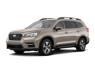 2020 Subaru Ascent SUV Tungsten Metallic