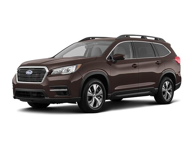 Featured New 2020 Subaru Ascent Premium 8-Passenger SUV for Sale in Columbia, MO