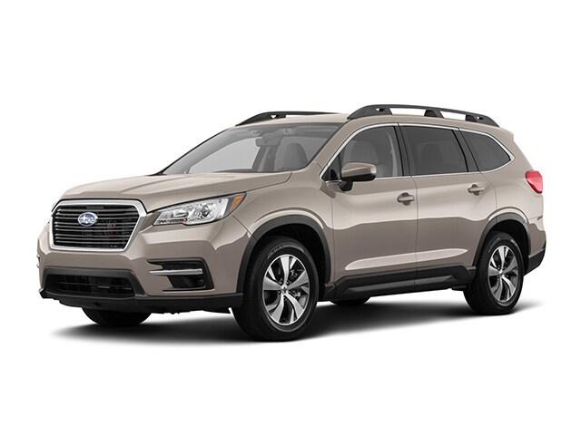 2020 Subaru Ascent Premium 8-Passenger SUV 4S4WMABD3L3414943