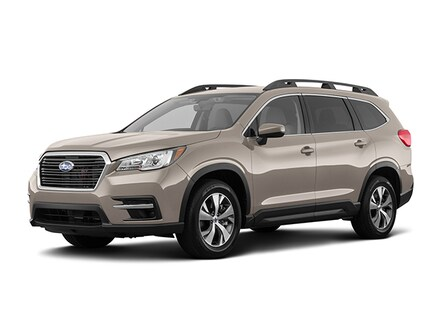 Featured Used 2020 Subaru Ascent Premium 8-Passenger SUV for sale in Lubbock, TX
