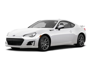 2020 Subaru BRZ Limited Limited Manual