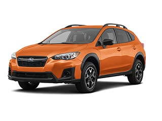 2020 Subaru Crosstrek SUV Sunshine Orange