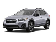 New 2020 Subaru Crosstrek SUV Boston Massachusetts