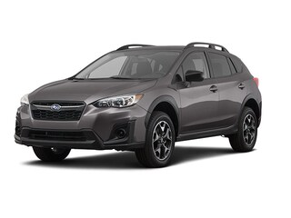 New 2020 Subaru Crosstrek Base Trim Level SUV