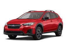 2020 Subaru Crosstrek Base Trim Level SUV JF2GTABC6L8272949