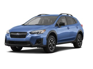 new 2020 Subaru Crosstrek Base Model SUV near poughkeepsie