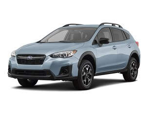 New 2020 Subaru Crosstrek Base Model SUV For Sale in Canton, CT