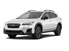 New 2020 Subaru Crosstrek Base Trim Level SUV LRA4525 in North Attleboro