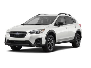 New 2020 Subaru Crosstrek Base Trim Level SUV JF2GTAAC4L9271553 for sale in Alexandria, VA