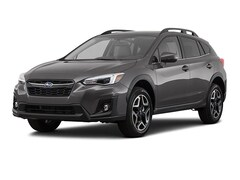 New 2020 Subaru Crosstrek Limited SUV JF2GTAMC6L8225692 for Sale in Spartanburg