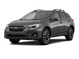 New 2020 Subaru Crosstrek Limited SUV Fresno, CA