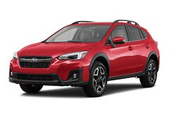 New 2020 Subaru Crosstrek Limited SUV in Natick, MA