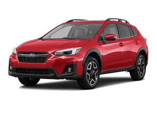 New 2020 Subaru Crosstrek Limited SUV for sale near Myrtle Beach