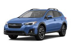 2020 Subaru Crosstrek Limited SUV for sale in Wallingford, CT at Quality Subaru