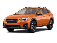 New 2020 Subaru Crosstrek Limited SUV L1431 in Orangeburg, NY
