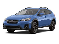 New 2020 Subaru Crosstrek Premium SUV JF2GTAPC9L8240067 Near Beckley