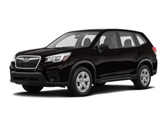 New 2020 Subaru Forester Base Trim Level SUV JF2SKADC5LH590717 in Pueblo, CO