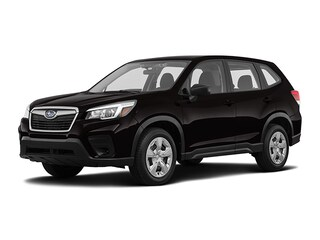 New 2020 Subaru Forester Base Trim Level SUV for sale in the Chicago area