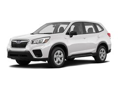 New 2020 Subaru Forester Base Model SUV JF2SKAAC6LH516405 in Rye, NY