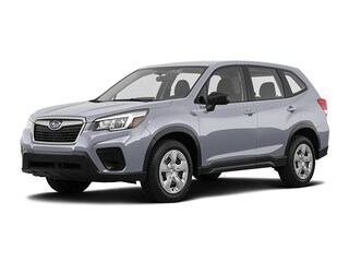 New 2020 Subaru Forester Base Model SUV for sale in the Chicago area