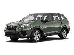 New 2020 Subaru Forester Base Model SUV JF2SKADC2LH448566 in Rye, NY
