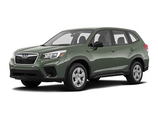 New  2020 Subaru Forester Base Model SUV JF2SKADC6LH487404 for sale in Warren, PA