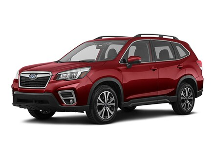 2020 Subaru Forester Limited Limited CVT