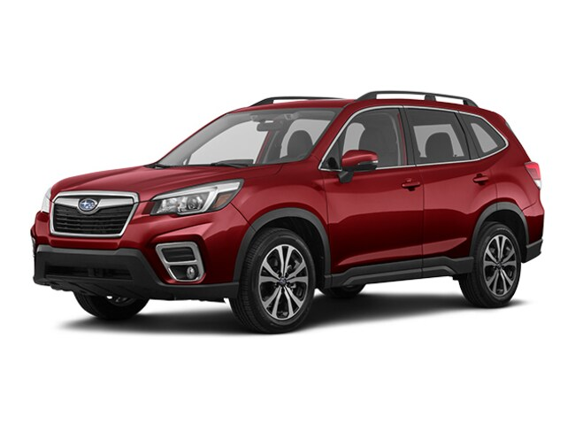 New 2020 Subaru Forester Limited SUV in Bangor