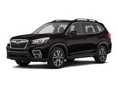 New 2020 Subaru Forester Limited SUV Show Low